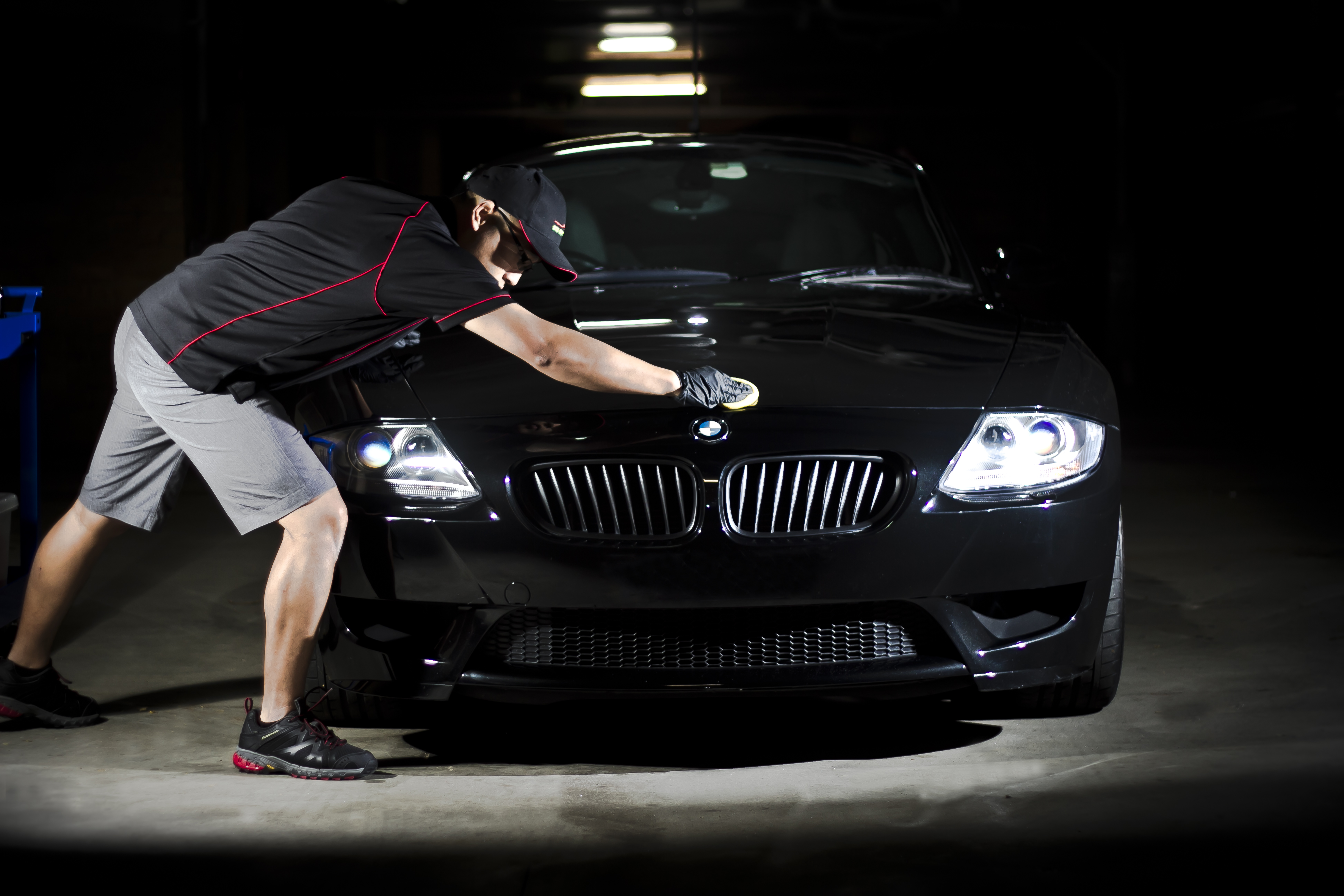 what is car auto detailing